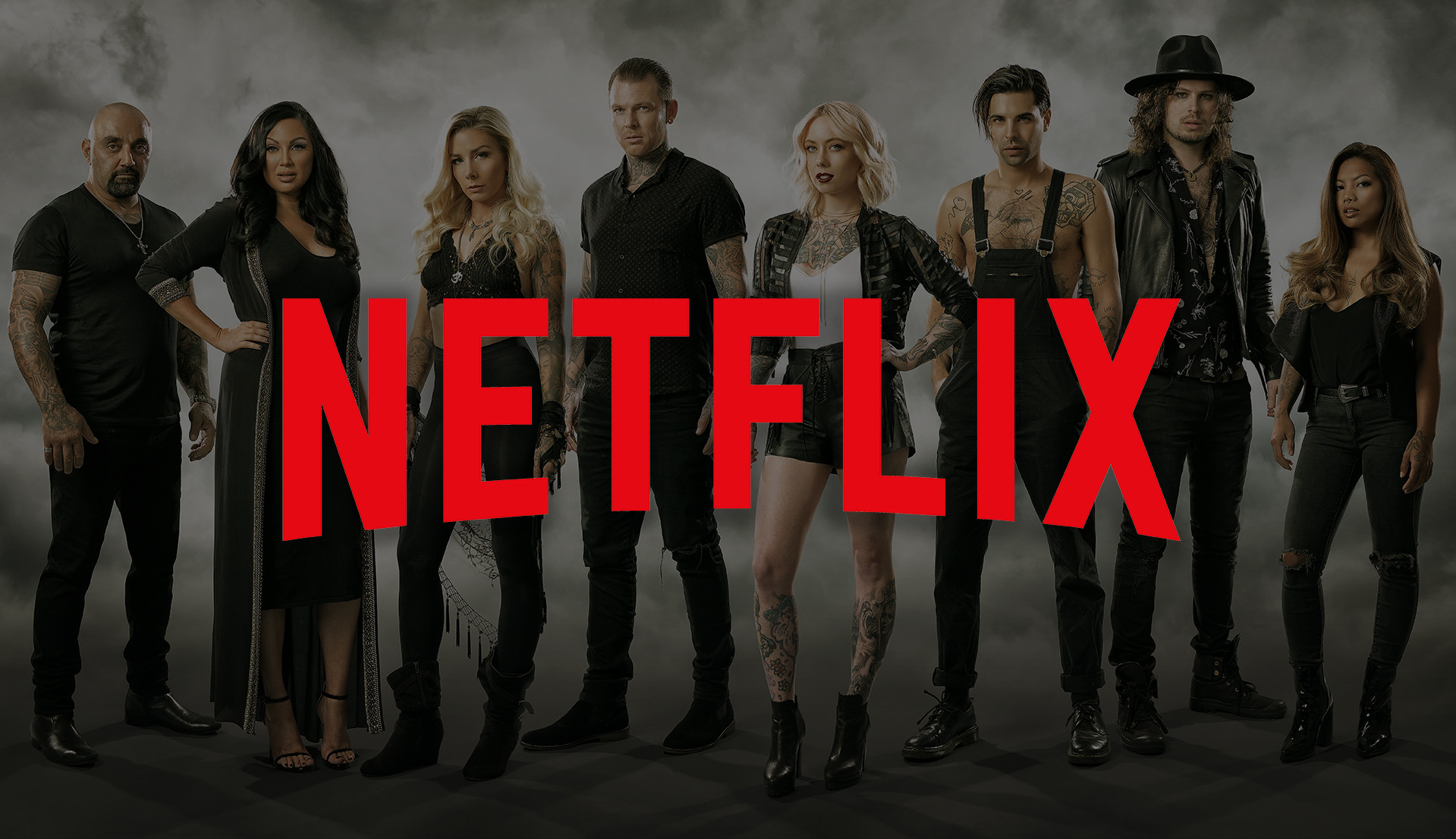 Netflix Launches Bondi Ink Tattoo Crew in USA