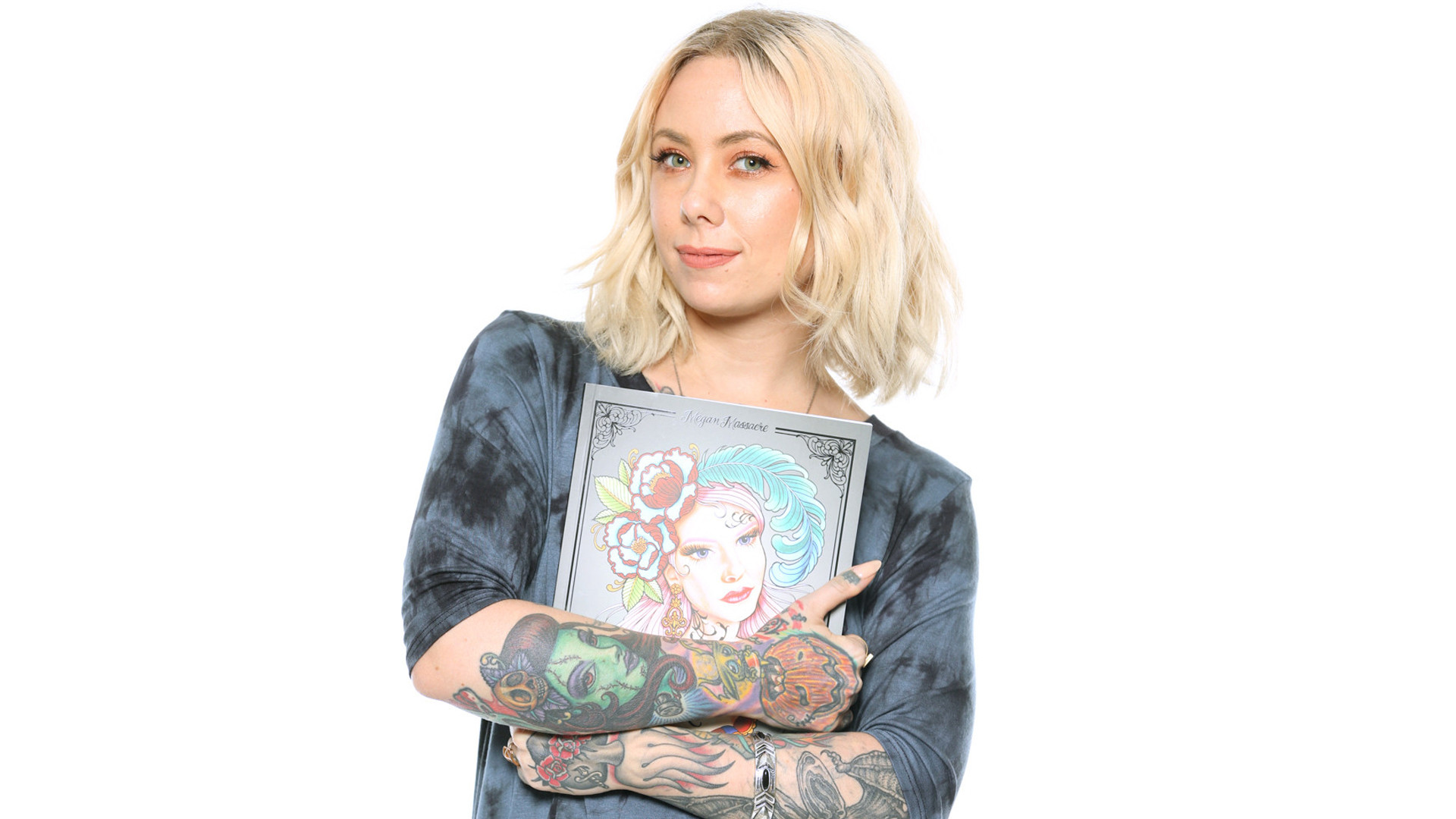 Marked In Ink – Book by Megan Massacre