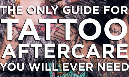 The Only Guide For Tattoo Aftercare You Will Ever Need!