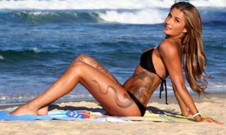Athletes and Ink : Sports Stars and Their Tattoos