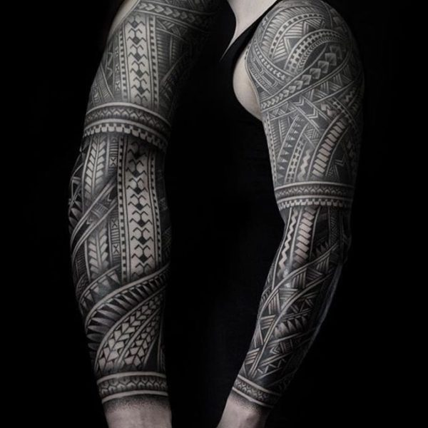 Pattern tattoos – Harmony Meets Balance