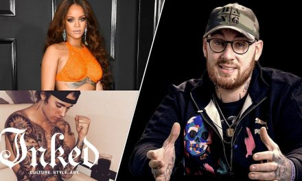 Meet Rihanna and Justin Bieber's Tattoo Artist  | INKED