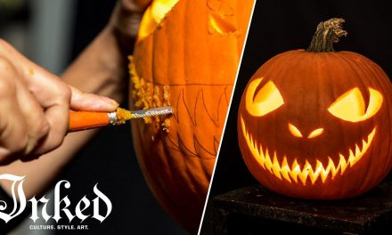 How to Carve a Jack-O-Lantern ft. Maniac Pumpkin Carvers | INKED