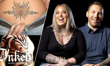 "Tattoo Artists Answer ""What's Your Favorite Trendy 90's Tattoo?"" 