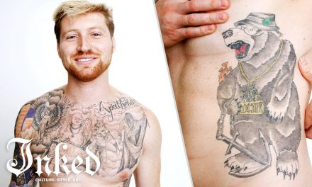 The Vlog Squad's Scotty Sire Takes Us On a Tour of His Tattoos | INKED