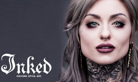 Ryan Ashley's Cover Shoot (April 2017) | INKED