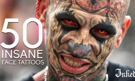 50 Insane Face Tattoos | INKED