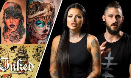 "Tattoo Artists Answer ""Best Advice For Tattoo Virgins?"" 