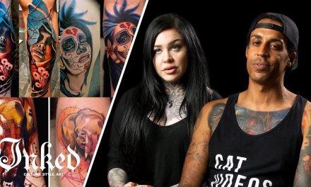 "Tattoo Artists Answer ""What Do You Think About Tattoo Copying?"" 