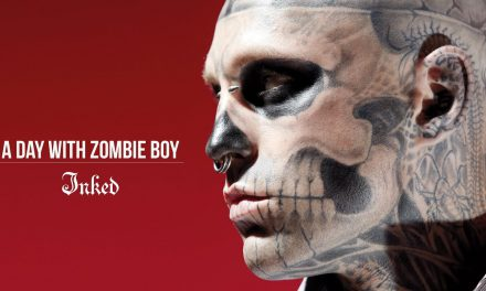 A Day with Zombie Boy | INKED