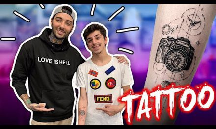 Faze RUG gets 5 TATTOOS in 1 ( by Romeo Lacoste )