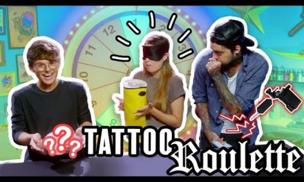 Tattoo Roulette ep.4 – Mikey Murphy, Romeo Lacoste (Official Game Show!)