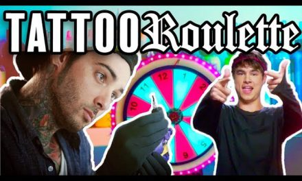 Tattoo Roulette ep.1 – Kian Lawley, Romeo Lacoste (Official Game Show!)
