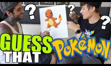 GUESS THAT POKEMON!! (ft. EeOneGuy) MOUSETRAP!! (русский)