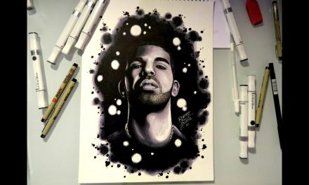 Drake – Hotline Bling (AMAZING SPEED DRAWING)