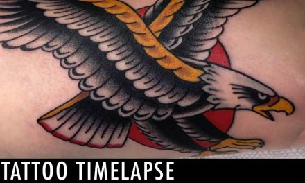 Tattoo Timelapse – Jacob Doney