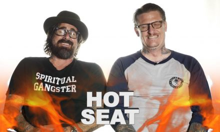 Hot Seat – Robert Atkinson & Jojo Ackermann