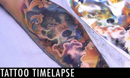 Tattoo TImelapse – Jared Archuleta
