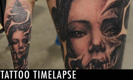 Tattoo Timelapse – Adry Sanchez