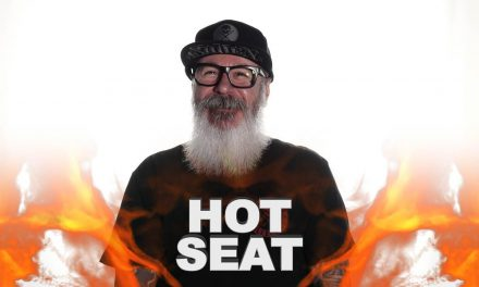 Hot Seat – Arron raw