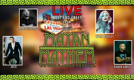 LIVE Mayan Mayhem in Las Vegas Hosted by Ryan Ashley