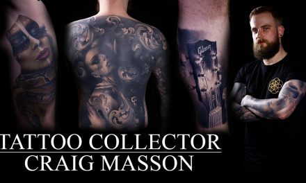 Tattoo Collector – Craig Masson