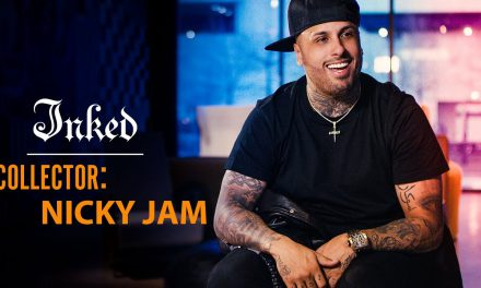 Nicky Jam's Tattoo Tour | INKED