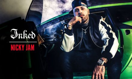 Nicky Jam's Cover Shoot | INKED