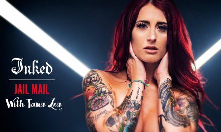 Jail Mail With Tana Lea | INKED