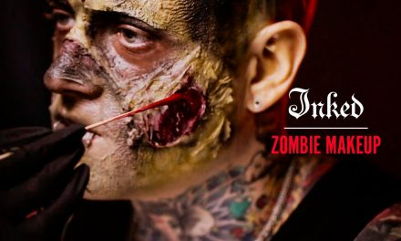 Zombie Special Effects Makeup – Inked