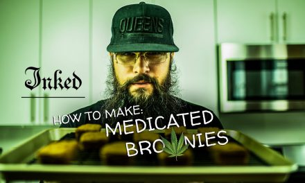 How to Make MEDICATED Brownies | INKED