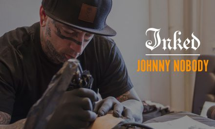Johnny Nobody Tattoo | INKED