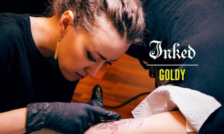 We sat down with Zlata Kolomoyskaya aka @goldy_z – Inked