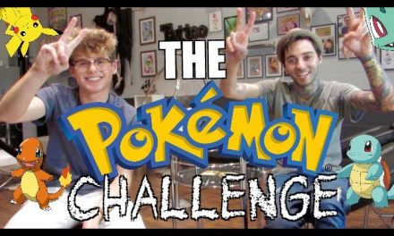 The POKEMON Challenge (ft. Mikey Murphy)
