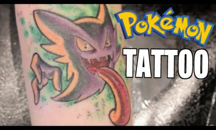 POKEMON TATTOO – Haunter
