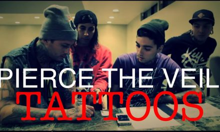 Pierce the Veil TATTOO party!
