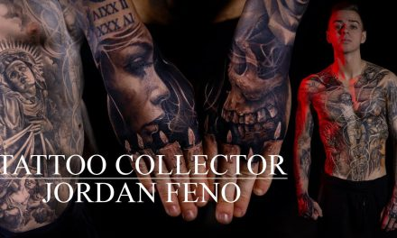 Tattoo Collector – Jordan Feno