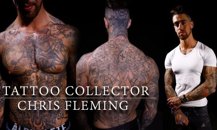 Tattoo Collector – Chris Fleming