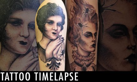 Tattoo Timelapse – Ryan & Matthew Murray
