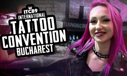 International Tattoo Convention Bucharest Official Recap