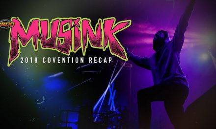 Official Musink 2018 Convention Recap
