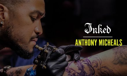 Ink Masters Anthony Micheals sacred heart  timelapse – Inked