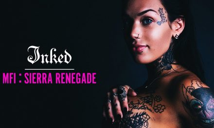 Sierra Renegade's Tattoo Tour | INKED