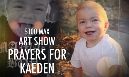 Prayers For Kaeden | $100 Max Benefit Art Show