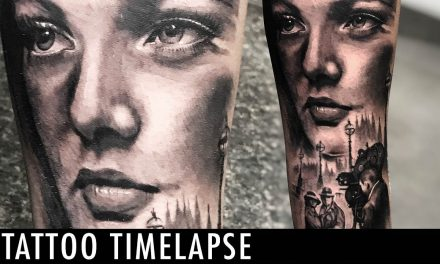 Tattoo Timelapse – Flow
