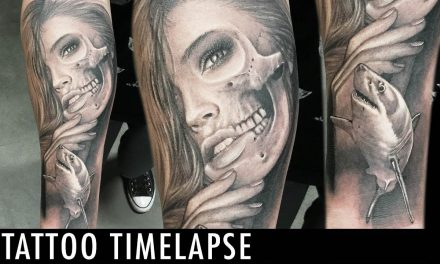 Tattoo Timelapse – Jp Thorson