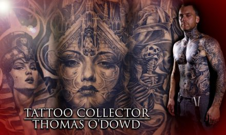 Tattoo Collector – Thomas O'Dowd