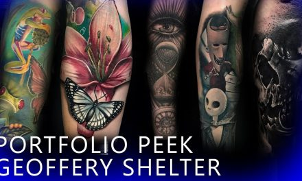 Portfolio Peek – Geoffery Shelter