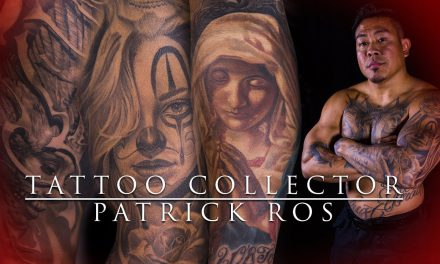 Tattoo Collector – Patrick Ros