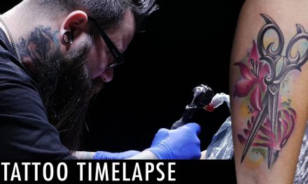 Tattoo Timelapse – Josh Woods
